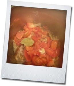 veggies before