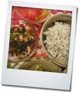 shirasu and tako wasabi