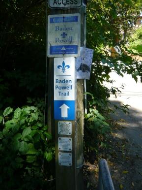powell-bodwell, hiking